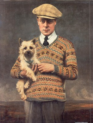Image result for fair isle 1930s